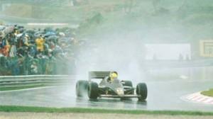 Ayrton Senna-Portugal 1985