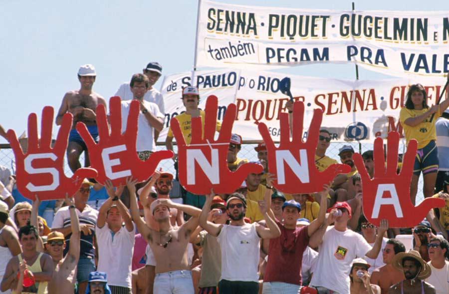 Senna's Fans