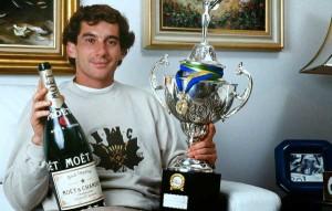 Senna and Moet&Chandon