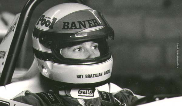 Ayrton Senna in 1983