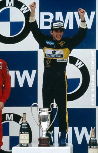 Portugal podium-1985--Ayrton-Senna