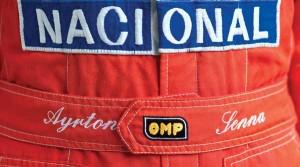 Senna racing OMP suite