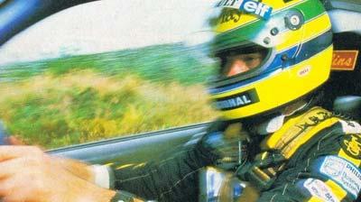 Senna-Rally