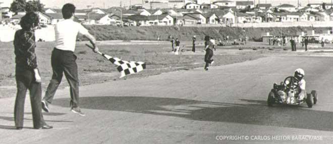 Ayrton Senna Karting Years 1