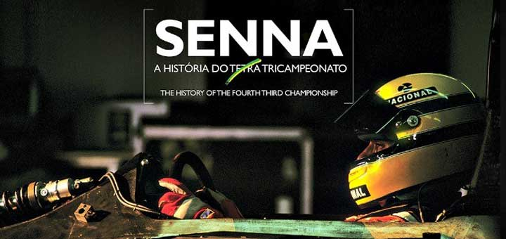 New Ayrton Senna Book