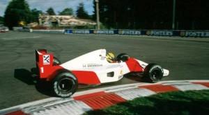 Ayrton Senna Spa Francorchamps 1992