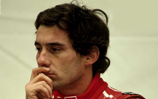 A True legend:Ayrton Senna