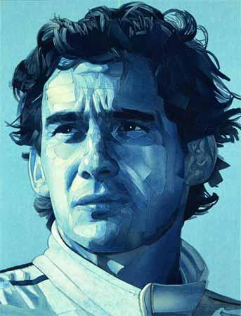 Ayrton-Senna-Portrait