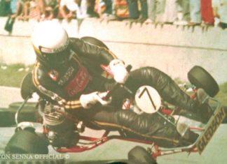 Ayrton Senna Karting 1970