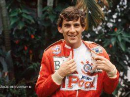 Ayrton Senna Formula 3 Champion