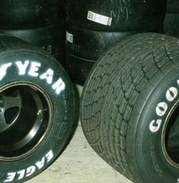 Senna's wheels at Hockenheim in 1991