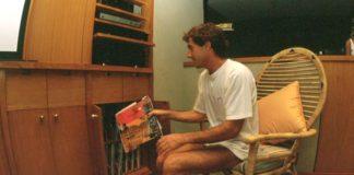 Ayrton Senna in Japan in 1993