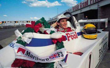 Ayrton Senna F3 Champion