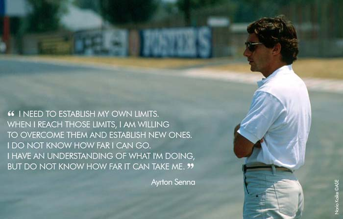 The Intercessor Ayrton Senna Legacy Matters