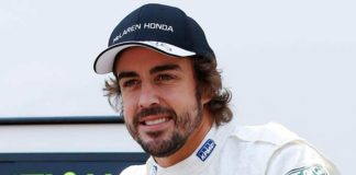 Fernando Alonso in McLaren