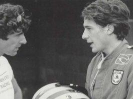 Ayrton Senna in 1982