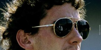 Ayrton Senna, legend of F1