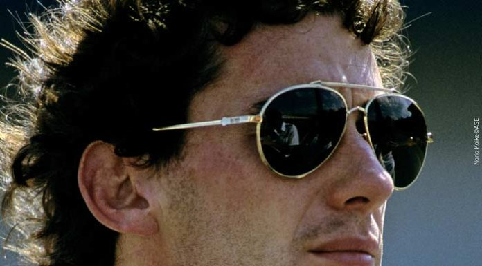 Ayrton Senna, legend of F1