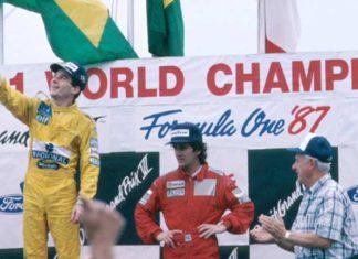 United States GP 1987