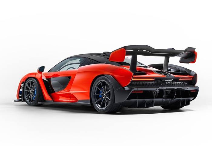 McLaren supercar concept