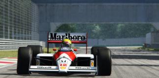 Senna at McLaren