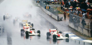 Start at Adelaide in 1989
