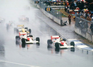 Start at Adelaide in 1989