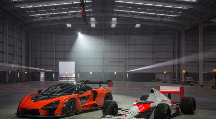 McLaren Facility