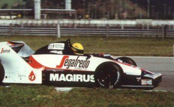 Ayrton Senna, Jacarepagua 1984