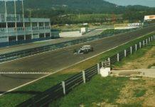 Ayrton Senna testing in Portugal