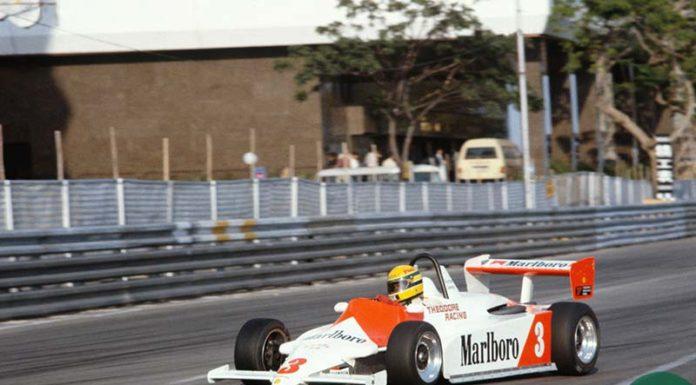Senna Macau 1983