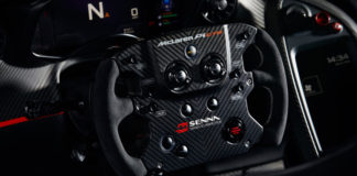 Senna wheel P1 GTR