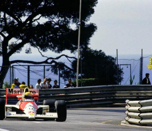 Senna in Monaco 1989