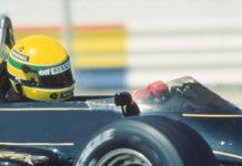 Ayrton Senna-France 1985