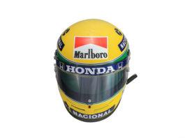 Senna Helmet 1990