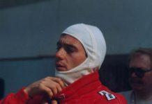 Ayrton Senna in France